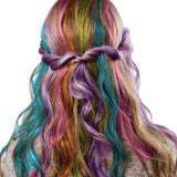 Rainbow Hair Painting 8+