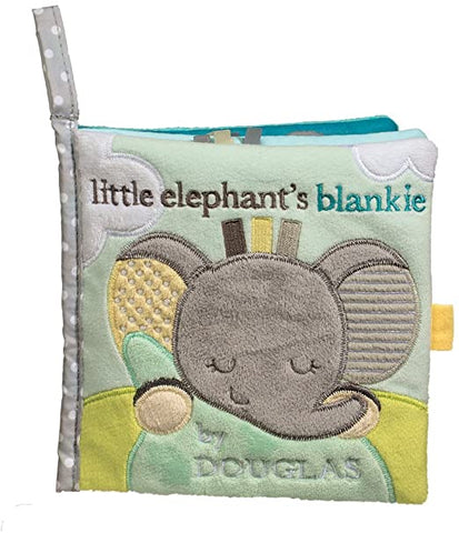Little Elephant's Blankie Soft Book by Douglas