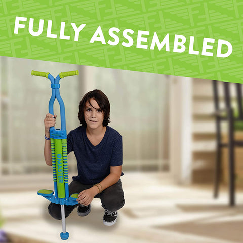 POGO STICK MASTER- WE DON'T SHIP THIS ITEM