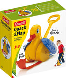 Quack & Flap Duck Push Toy 1y+