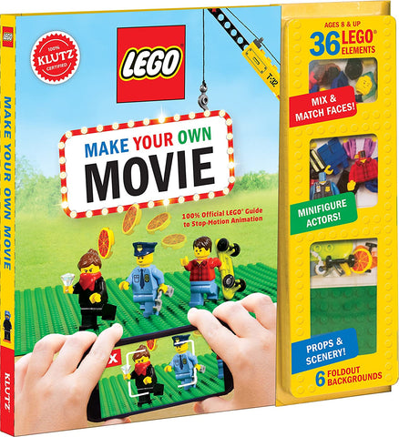 Lego Make Your Own Movie 8+