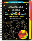 Constellation Scratch and Sketch