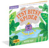 Indestructibles: The Itsy Bitsy Spider 0m+