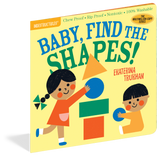 Indestructibles: Baby, Find the Shapes! 0M+