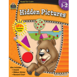 Teacher Creative Resources-Hidden Pictures 1-2