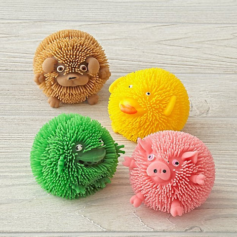 Wee Critter Puffs - CR Toys