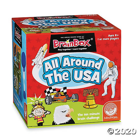 Brain Boxes - CR Toys