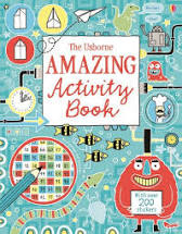 Amazing Activity Book - CR Toys