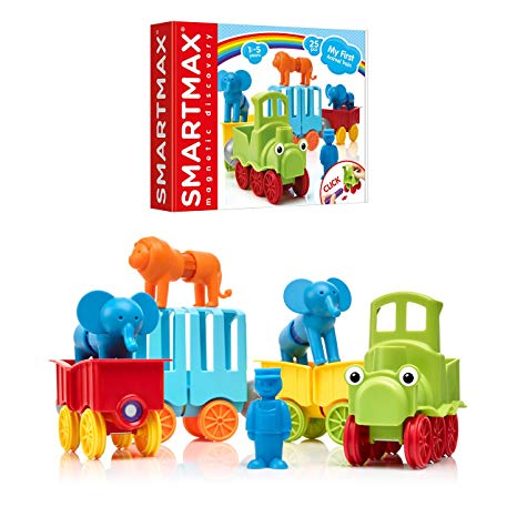 SMARTMAX® My First Animal Train - CR Toys