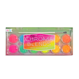 Chroma Blends Neon Watercolor - CR Toys