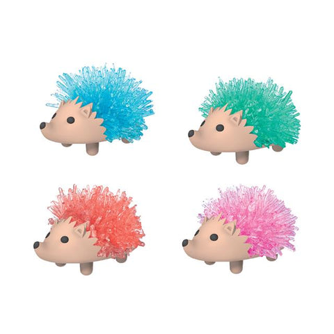 Crystal Growing Hedgehogs - CR Toys