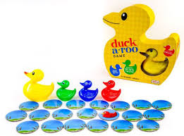 Duck-A-Roo - CR Toys