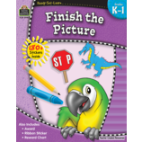 Teacher Created Resources: K-1st Finish The Picture