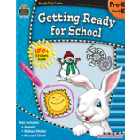 Teacher Created Resources: PreK-K Getting Ready For School