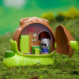 Timber Tots Hazelnut House - CR Toys