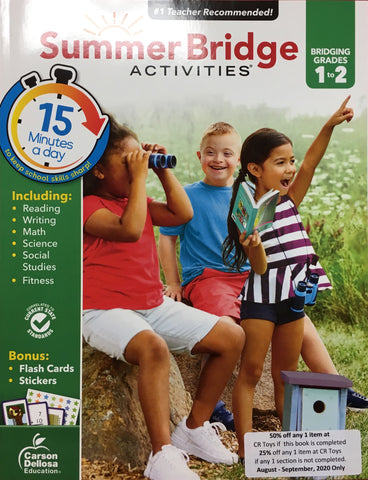 Summer Bridge Activities 1-2 - CR Toys