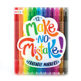 Make no Mistake Erasable Markers 3+