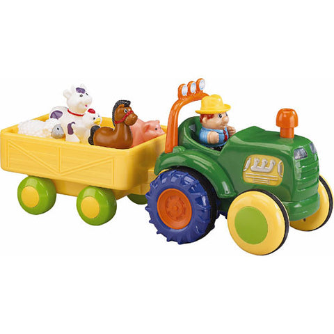 Funtime Tractor - CR Toys