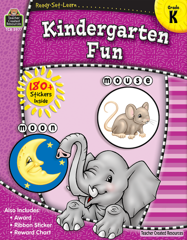 Teacher Created Resources: Kindergarten Fun