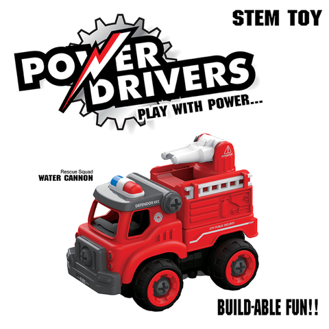 Power Drivers - CR Toys