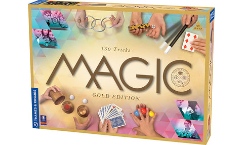 Magic Gold Edition - CR Toys