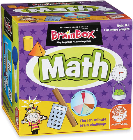 Brain boxes-Math
