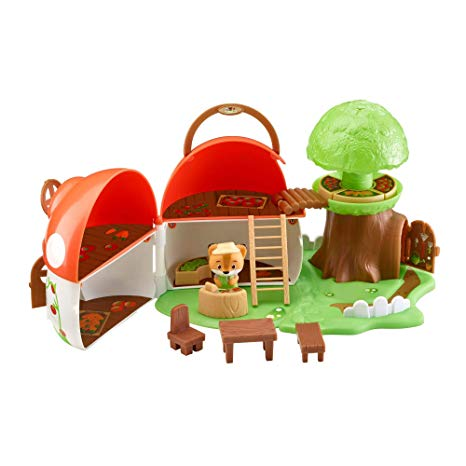 Timber Tots Mushroom Surprise - CR Toys