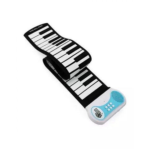 Rock and Roll It! Flexible Roll-Up Piano - CR Toys