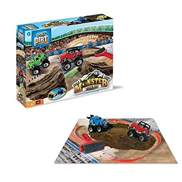 Play Dirt Monster Truck Rally - CR Toys