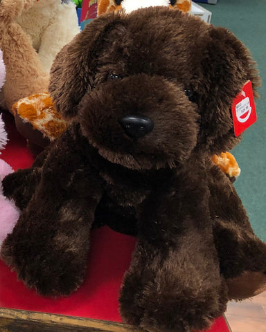 Puppy Brown Stuffed Animal
