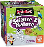Brain Boxes-Science and Nature