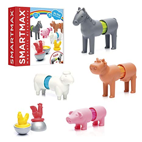 SMARTMAX® My First Farm Animals - CR Toys
