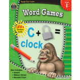 Teacher Creative Resource-Word Games 1st Grade