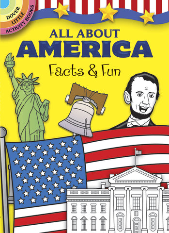 All About America: Facts & Fun - Ages 6-10