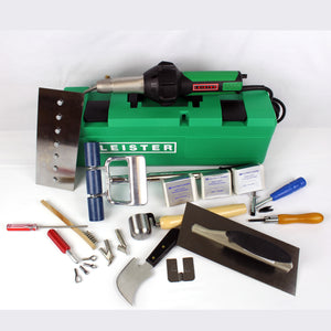 Floors heat welding kit