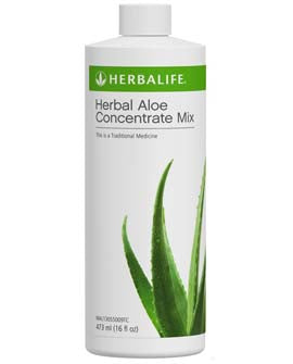 Concentrado Herbal AloeMax (97%)