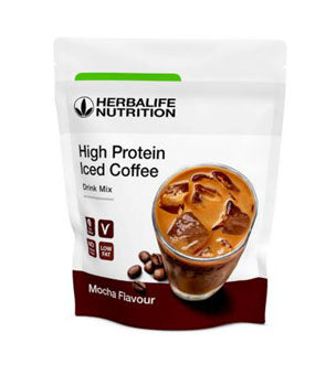 High Protein Iced Coffee Mocha 322 g SKU 011K Nuevo