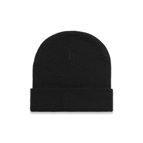 AS Colour Cuff Beanie / Black