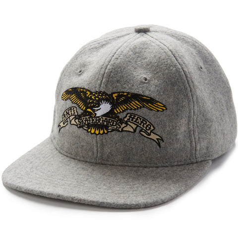 Anti Hero EMB Eagle Hat / Grey