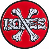 Powell Peralta Cross Bones Lapel Pin