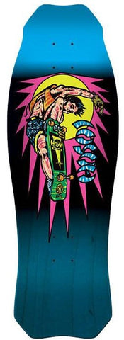 Santa Cruz Hosoi Pro Rocket Air Mini Reissue Deck 9.98""