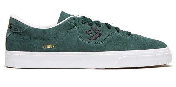 CONS Louie Lopez Pro Low / Deep Emerald / White