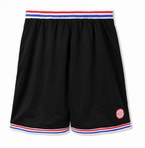 Butter Goods Worldwide Mesh Shorts / Black