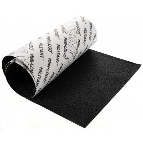 "Mini Logo Black Grip Tape 10.5"" (Single Sheet)"