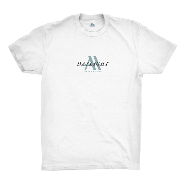 AfterHours x Daylight Combo Tee / White