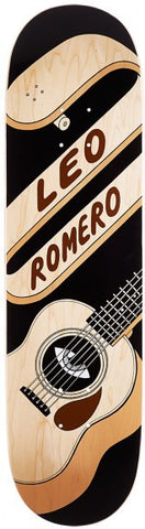 Toy Machine Romero Pro Guitar Deck 8.25""