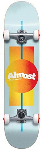 Almost Gradient FP Complete Skateboard 7.75""