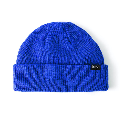 Butter Goods Wharfie Beanie / Royal