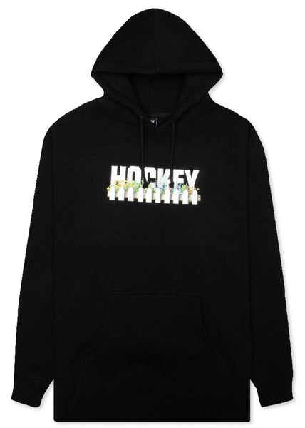 Hockey Neighbor Hoodie / Black
