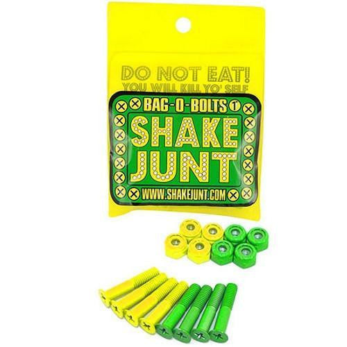 Shake Junt Green N' Yellow Phillips Hardware 1""